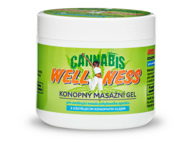 Wellness masazni gel