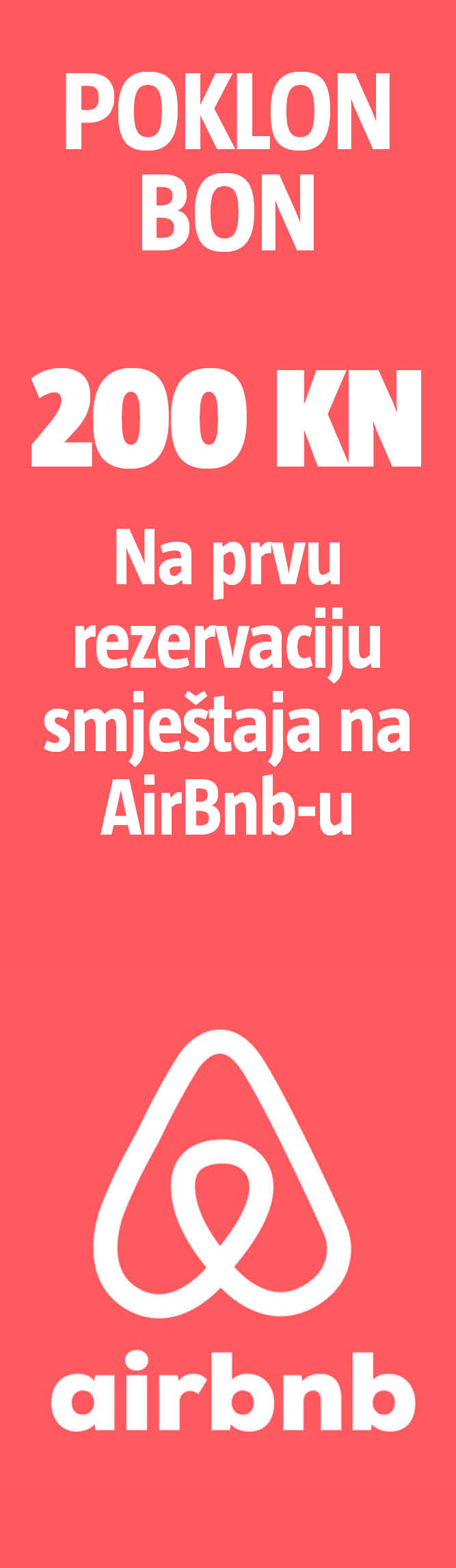 AirBnb popust